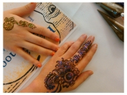 Halfmoon Henna fall 2014 Chatham Art Fair NO NAME